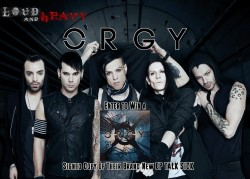 Orgy – Talk Sick Autographed CD Giveaway