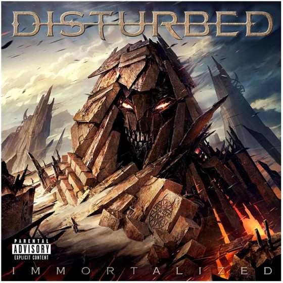 Disturbed – Immortalized