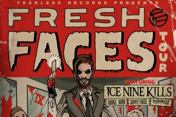 Fearless Records Presents : Fresh Faces Tour
