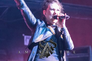 Amaranthe – Ace of Spades 11/27/2015