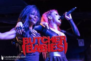 Butcher Babies – Ace of Spades 11/27/2015