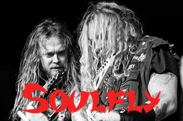 Soulfly – The Boardwalk 05/18/2016