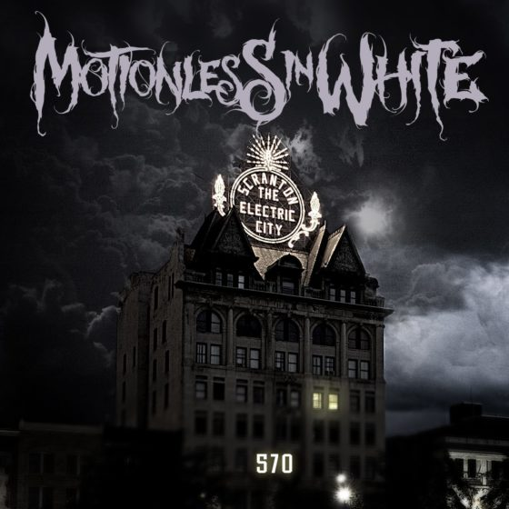 "Motionless In White Release New Track ""570"" Off Upcoming Album"