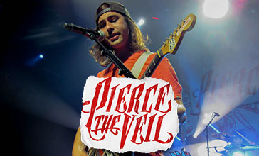 Pierce The Veil – Mayan Theater 06/26/16