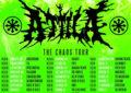 Attila Announce Headlining US Tour!