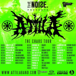 Attila Announce Headlining US Tour!