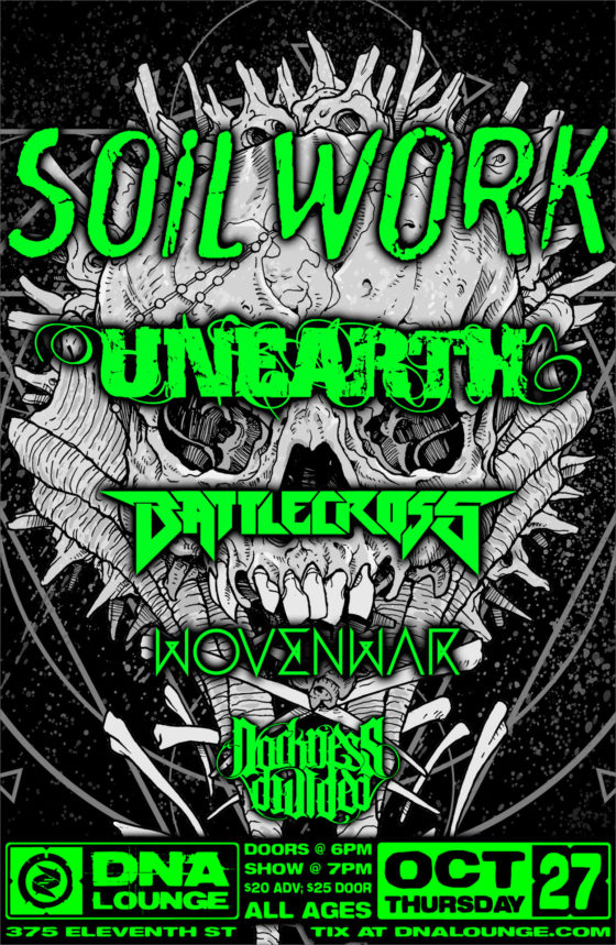 A Night Out With Josh – Soilwork