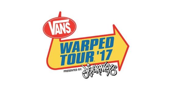 2017 Vans Warped Tour Lineup & Dates Announced