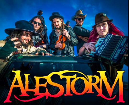 What Does A Pirate Need?? Alestorm Lets Us Know In New Track and Video