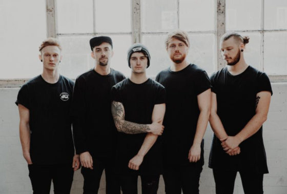 Oceans Ate Alaska release brand new track with new singer