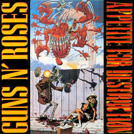 Guns 'N Roses NOT reuniting as speculated; releasing box set