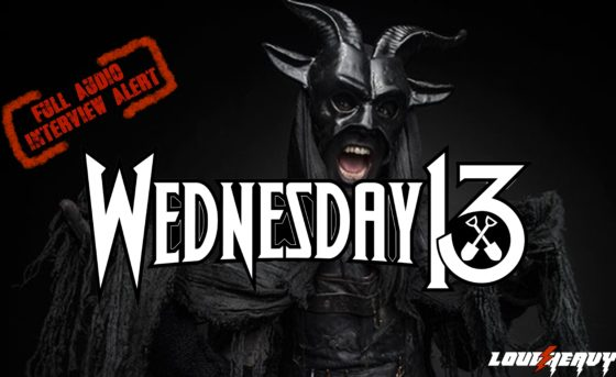 Wednesday 13 Talks Tour, Condolences & Answers Fan Questions