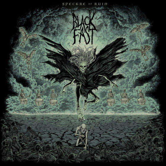 "Black Fast premiere new video/track ""Cloak of Lies"""