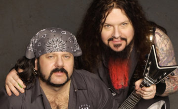 My Night Out With Dimebag Darrell and Vinnie Paul