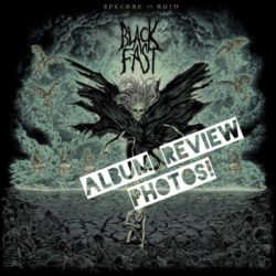 Black Fast – Spectre of Ruin