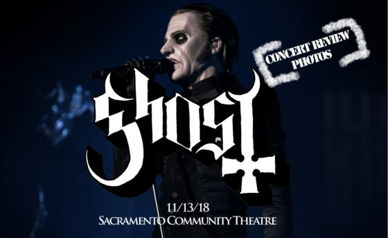 GHOST Leaves Sacramento Screaming for More
