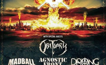 Hatebreed returns with absolutely bonkers headlining tour package across the U.S.!