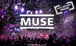 MUSE – Sacramento – Golden1 Center – 3/7/19