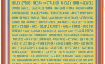 Bottlerock Festival announces big headliners!