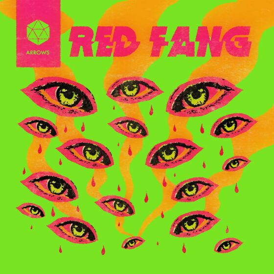 RED FANG – ARROWS